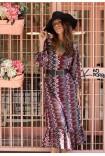 MAXI DRESS BOHO CHIC